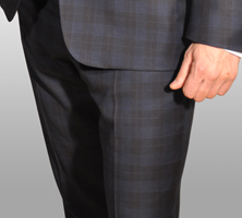 Customize the style of trousers - Exquisuits online suits