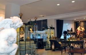 Exquisuits facilities - Bespoke tailoring