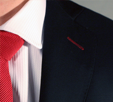 Customize the colour of Buttonholes threads - Exquisuits online suits